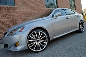 lexus is 250 09 rohana rl08 wheels on 09 lexus is250 wheels