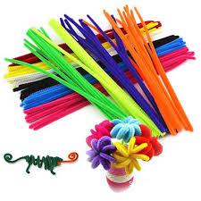 aliexpress com buy 100pcs kids child plush sticks rainbow colors