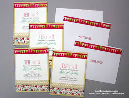 create your own invitations tea party invitation cards