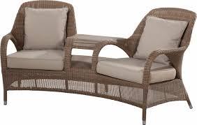 chaise de jardin fauteuil chaise de jardin sussex en résine tressée