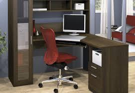 Black Glass Computer Desks For Home Desk Black Glass Computer Desks For Home Wonderful Glass Corner