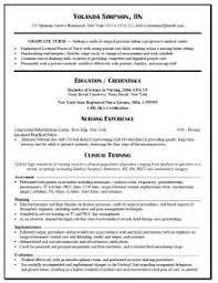 emergency nurse cover letter examples new grad nursing resume