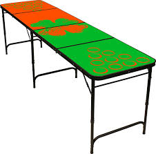 Hd Designs Patio Furniture by Amazon Com Irish Beer Pong Table 8ft Premium Hd Design Black