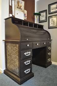 Oak Roll Top Secretary Desk by 110 Best Roll Top Desk Makeover Images On Pinterest Desk