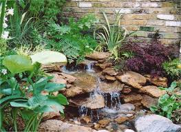 Small Water Features For Patio Garden Design Garden Design With Natural Outdoor Water Features