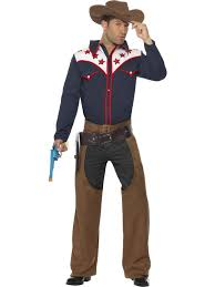 rodeo cowboy fancy dress costume wild west western indian