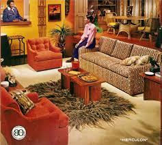 Orange Home Decor 60s Home Decor Exprimartdesign Com