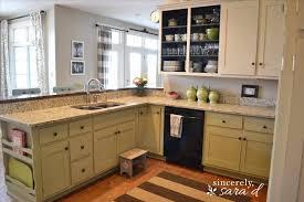 yellow painted kitchen cabinets caruba info