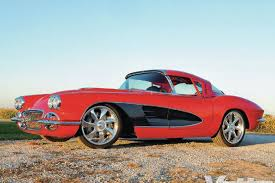 what year was the split window corvette made 1961 corvette split window splitting the difference magazine