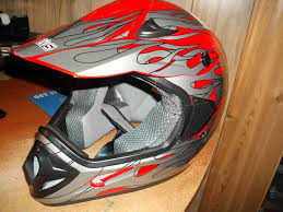 661 motocross helmet apparel original tms fmvss 218 dot motorcycle helmet with flames