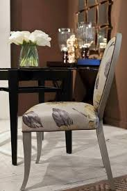 Grey And Yellow Chair Gray And Yellow Charlotte Side Chair Designmaster Furniture