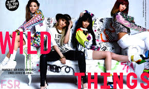 Magazine Usa Hq Scans 2ne1 For Nylon Magazine Usa U2013 July 2014 Issue