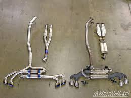 jeep stock exhaust 2009 nissan gt r titek full titanium exhaust modified magazine