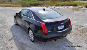 cadillac ats 3 6 premium drive review 2015 cadillac ats coupe 3 6 awd drives well