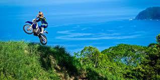 motocross action mag the mxa wrecking crew goes to jurassic park aesenal mx