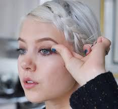 how to apply natural looking false eyelashes blonde rhombus