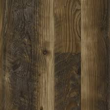 Dark Wide Plank Laminate Flooring Shop Style Selections 7 59 In W X 4 23 Ft L Saddle Pine Smooth