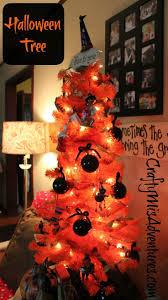 halloween scene setters decorations 197 best halloween tree images on pinterest halloween trees