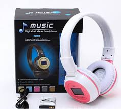 headband mp3 2016 zealot n85 digital wireless headband portable wireless stereo