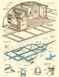 teardrop cer floor plans woodworking plans and simple project homemade teardrop trailer plans