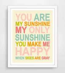 You Are My Sunshine Wall Decor You Are My Sunshine Baby Clip Art U2013 Cliparts