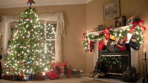 pics of indoor christmas decorations