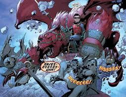 are you ready for robin son of batman u0027s patrick gleason dc