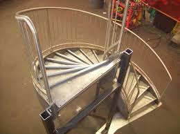 architectural stairs and fabrications