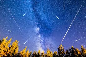 Meteor Shower Lights Delta Aquarids Meteor Shower Will Light Up The Sky This Month