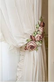 Shabby Chic Floral Curtains by 25 Best Vintage Curtains Ideas On Pinterest Country Curtains