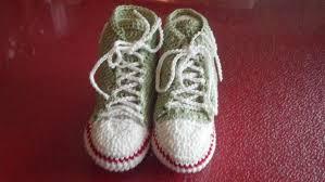 pattern crochet converse slippers crochet converse slippers pattern thread converse booties free