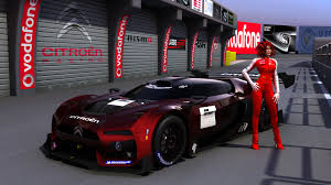 citroen supercar citroen gt race car gt5 gt by citroen race car by matijaskobe