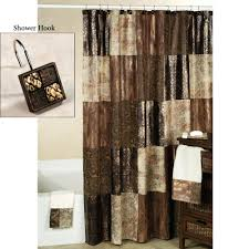 Shower Curtain Striped Black And Gold Shower Curtain Striped N Set Chargersteve