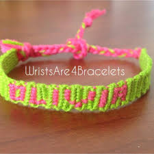 friendship bracelet with name images Shop friendship bracelets with words on wanelo jpg