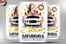 10 best images of party flyer templates beach party flyer