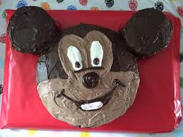cake diy how to diy a mickey mouse cake martha