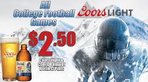 2015 college football coors light jt brewski s pub