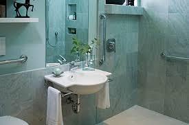 Ada Bathroom Vanity by Handicap Home Modifications In Austin Texas