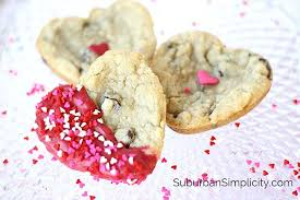 valentines day cookies s day cookies heart shaped cookies