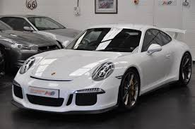 black porsche gt3 used 2014 porsche 911 gt3 991 gt3 pdk for sale in stourbridge
