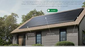 solar panels on houses solarcity ahem tesla unveils new rooftop solar panel system