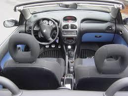 france peugeot left hand drive peugeot 206 cc n 5512