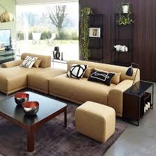 canapé modulable la redoute le canapé harold en toile chinée