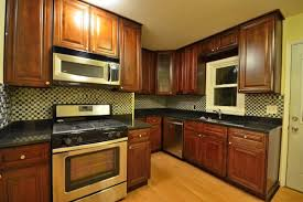 Cabinet And Countertop Combinations Granite Kitchen Cabinets And Countertops