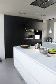Black And White Kitchen Ideas Best 20 Modern Kitchen Counters Ideas On Pinterest U2014no Signup