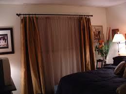 master bedroom design curtains decorin