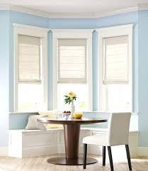 Bay Window Curtains Kitchen Bay Window Treatments This Picture Here