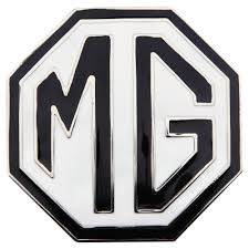 miata logo 201 037 mg octagon decorative magnet moss motors