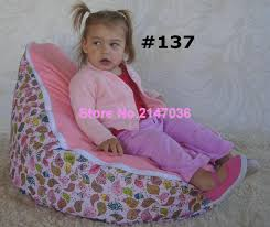 pink birds baby bean bag chairs insects design baby bean bag chair