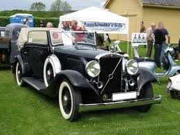 volvo roadster celebrating 70 years of volvo u0027s pv444 hemmings daily